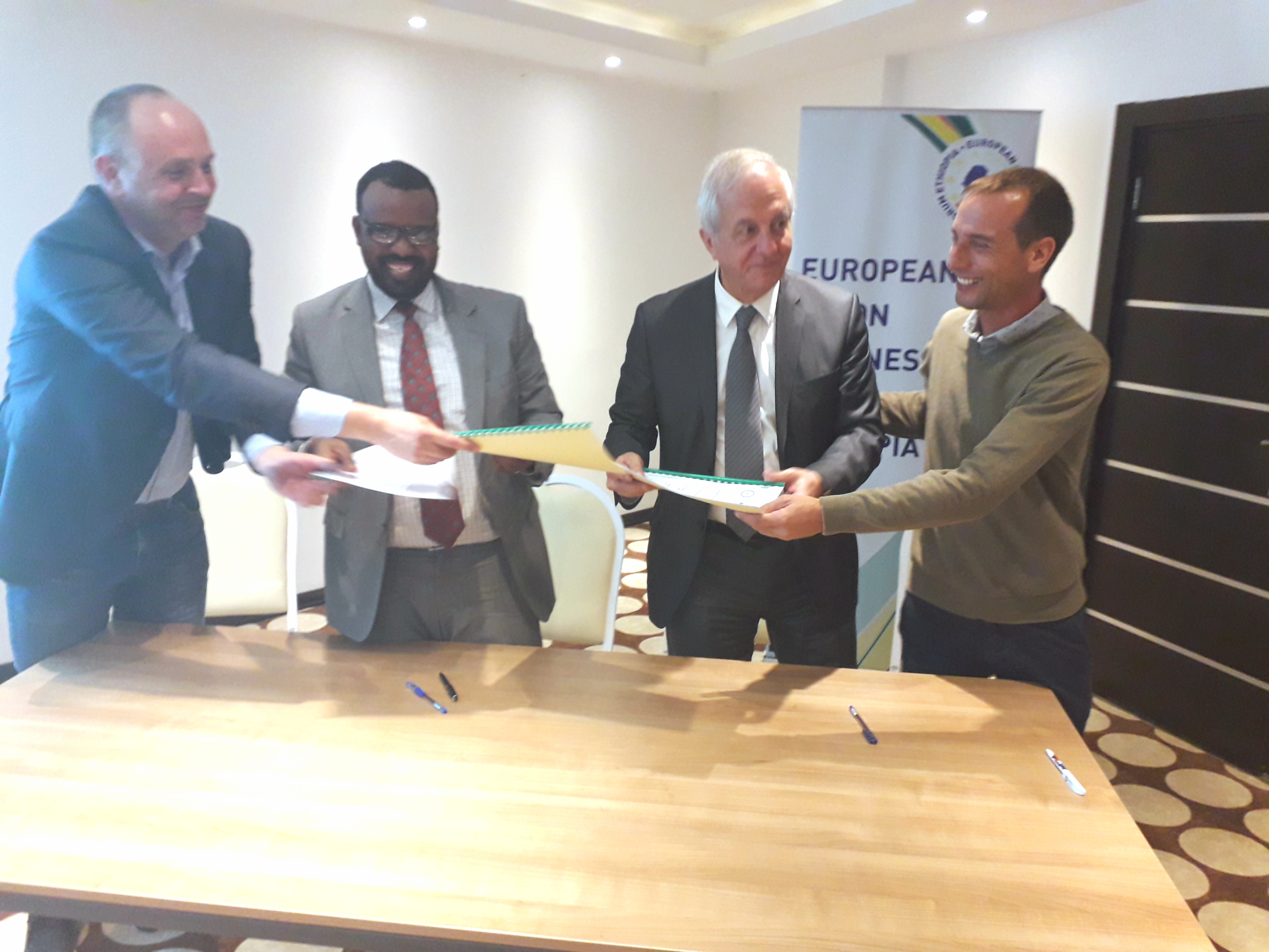 eubfe-signed-mou-with-the-ministry-of-revenue-on-the-occasion-of-its-general-assembly